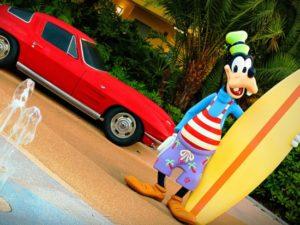 Goofy Pop Jet Playground in Disney's Pop Century Resort – Foto: Express Monorail