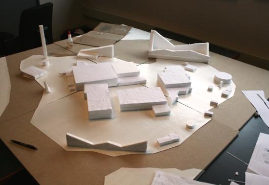 De eerste plannen voor een nieuw themapark in het Russische Anapa