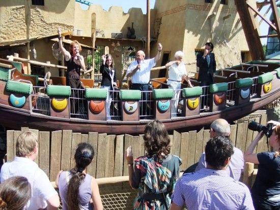 De opening van Scorpios in Toverland - Foto: (c) Parkplanet