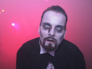Halloween-monster in Movie Park Germany