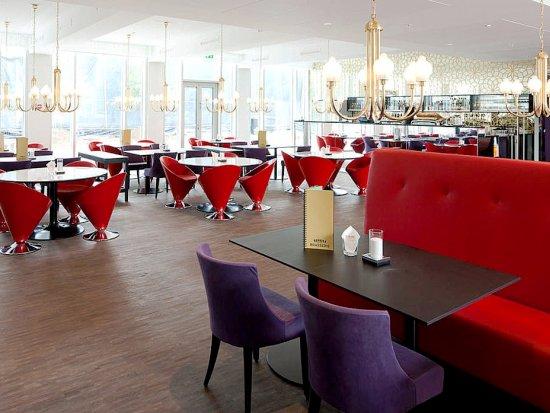 Restaurant in het Tivoli Hotel in Kopenhagen
