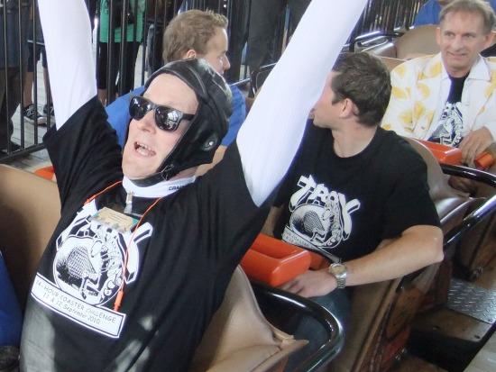 Enthousiasme bij de Coaster Challenge - Foto: (c) Parkplanet
