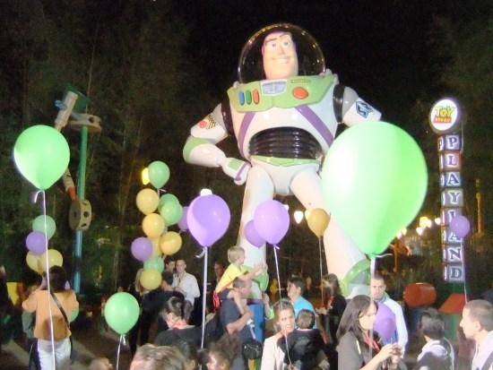 De officiële opening van Toy Story Playland - Foto: Parkplanet