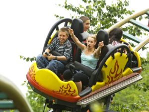 Dragons Fury in Chessington World of Adventures