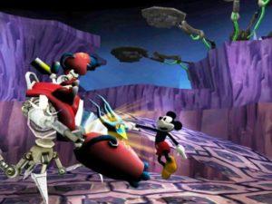 Game Epic Mickey - Illustratie: (c) Disney