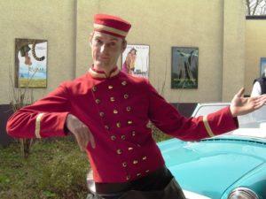 Piccolo in Movie Park Germany - Foto: (c) Parkplanet