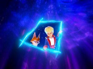 De Kleine Prins in 3D in Futuroscope