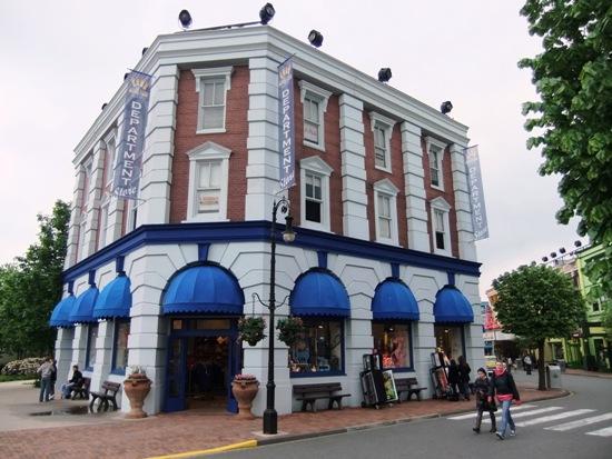 De Department Store in Movie Park Germany - Foto: (c) Parkplanet