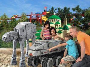 Star Wars in Legoland Deutschland
