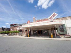 Van Helsing's Factory in Movie Park Germany