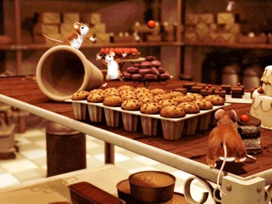 Maus au Chocolat in Phantasialand