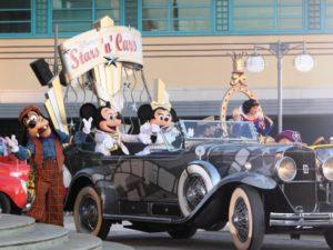 Parade Stars and Cars in de Walt Disney Studios - Foto: (c) Disney