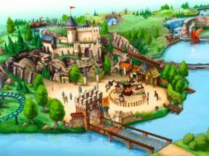 Ontwerp van Jora Vision voor Adventure World Warsaw