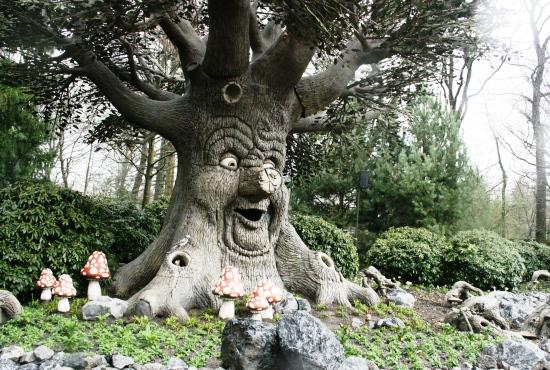 De Sprookjesboom in de Efteling - Foto: Parkplanet