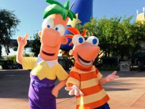 Phineas en Ferb - Foto: (c) Disney