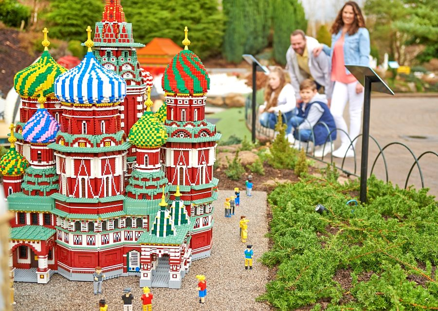 Miniland in Legoland Windsor