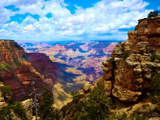 De Grand Canyon - Foto: Moyan Brenn
