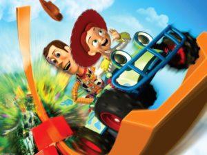 RC Racer in Toy Story Land in Hong Kong Disneyland - Beeld: (c) Disney/Pixar