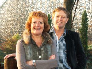 Caroline Maessen en Pieter Cornelis gaan Toverland leiden
