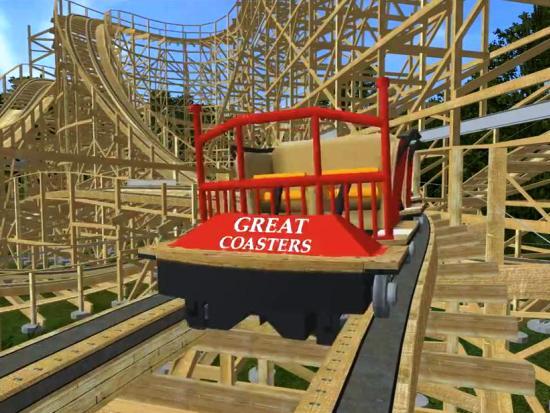 Big Fun compact coaster