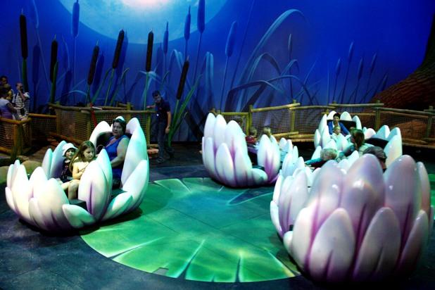 De Waterlelies in Plopsaland De Panne