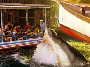 Jaws in Universal Studios Florida