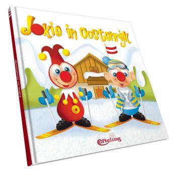 Het boekje Jokie in Oostenrijk