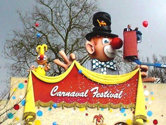 Feestelijke introductie van Loeki de Leeuw in Carnaval Festival in 2005 - Foto: (c) Parkplanet_05pp