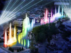 Cinematic Spectacular in Universal Studios Florida