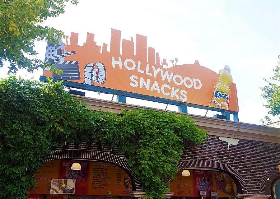 Hollywood Snacks in Movie Park Germany - Foto: © Adri van Esch