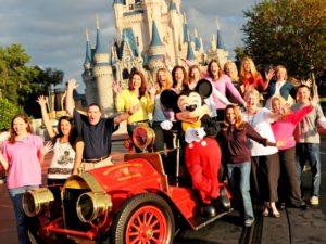 Het Moms Panel van Walt Disney World - Foto: (c) Disney