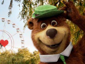 Yogi Bear in Bobbejaanland - Beeld: (c) Bobbejaanland, Hanna-Barbera
