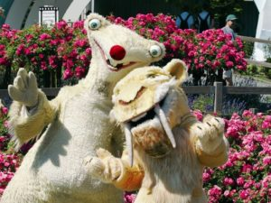 Ice Age 3D in Movie Park Germany