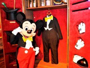 Backstage met Mickey Mouse - Foto: (c) Disney