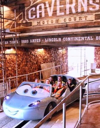 Radiator Springs Racers in California Adventure - Foto: (c) Disney