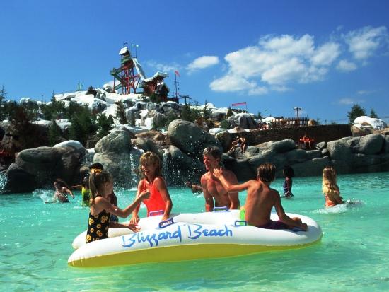 Meltaway Bay in Blizzard Beach - Foto: (c) Disney