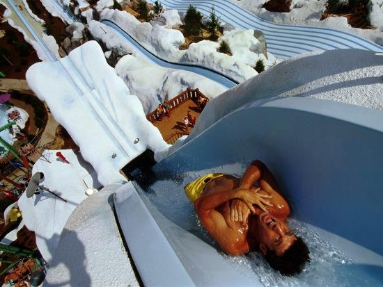 Summit Plummet in Blizzard Beach - Foto: (c) Disney