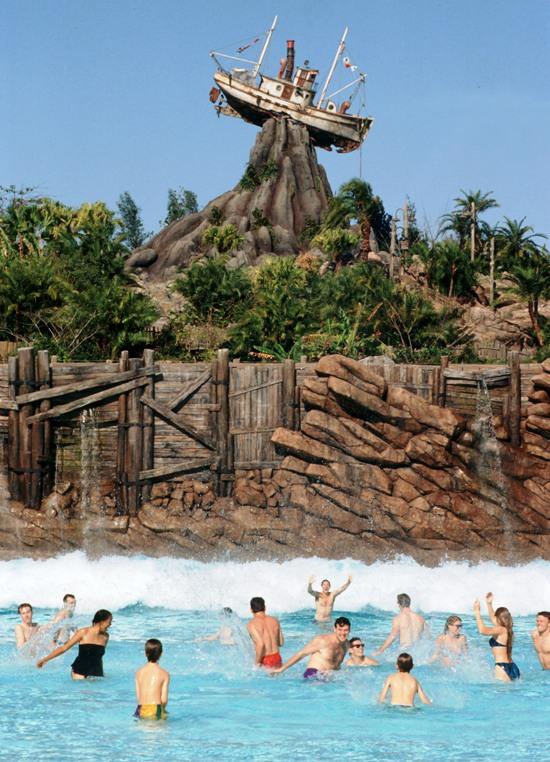 Typhoon Lagoon - Foto: (c) Disney