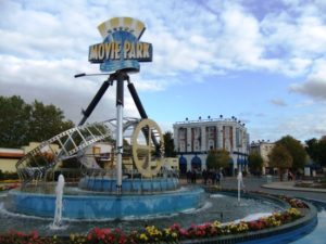 Movie Park Germany in Halloween-stemming - Foto: (c) Parkplanet