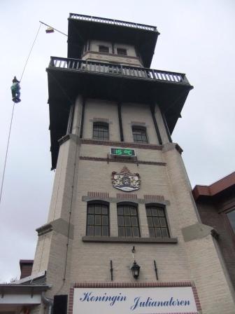 De Koningin Juliana Toren - Foto: (c) Parkplanet