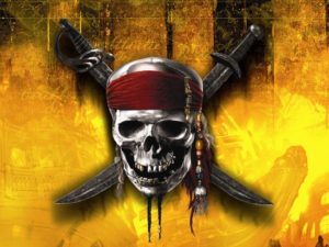 Pirates of the Caribbean: The Legend of Captain Jack Sparrow - Logo: (c) Disney