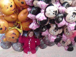 Disney-ballonnen - Foto: (c) Adri van Esch, Parkplanet