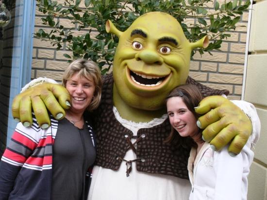 Shrek in Movie Park Germany - Foto: Adri van Esch, Parkplanet