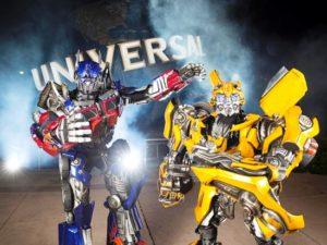 De Transformers komen naar Universal Studios Florida