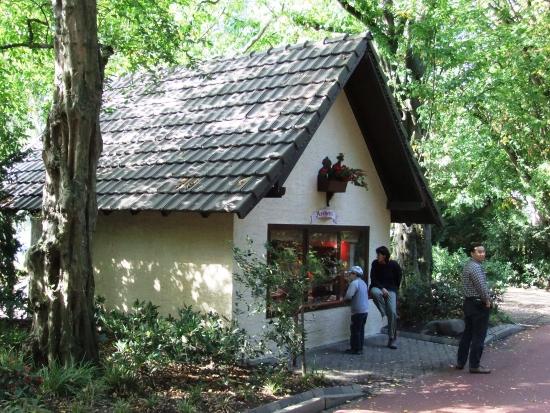Sprookjeshuisje in Europa-Park - Foto: (c) Adri van Esch, Parkplanet