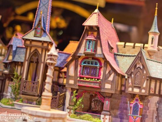 Maquette van Fantasy Faire - Foto: Micechat.com