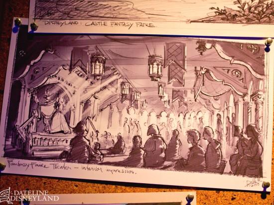 Schets van het Royal Theater - Foto: Micechat.com