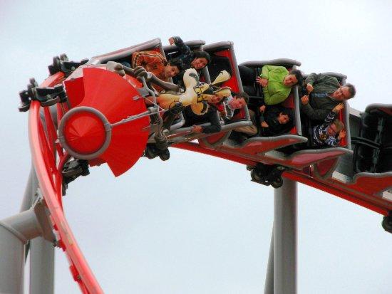 Junior achtbaan Correcaminos Bip Bip - Foto: Roller Coaster Philosophy