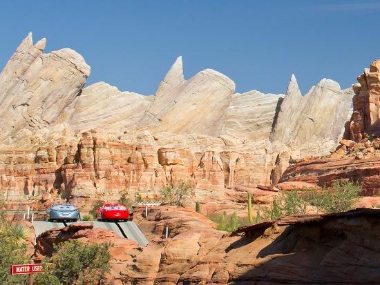 Radiator Springs Racers in Cars Land in California Adventure - Foto: (c) Disney