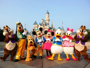 Hong Kong Disneyland - Foto: (c) Disney